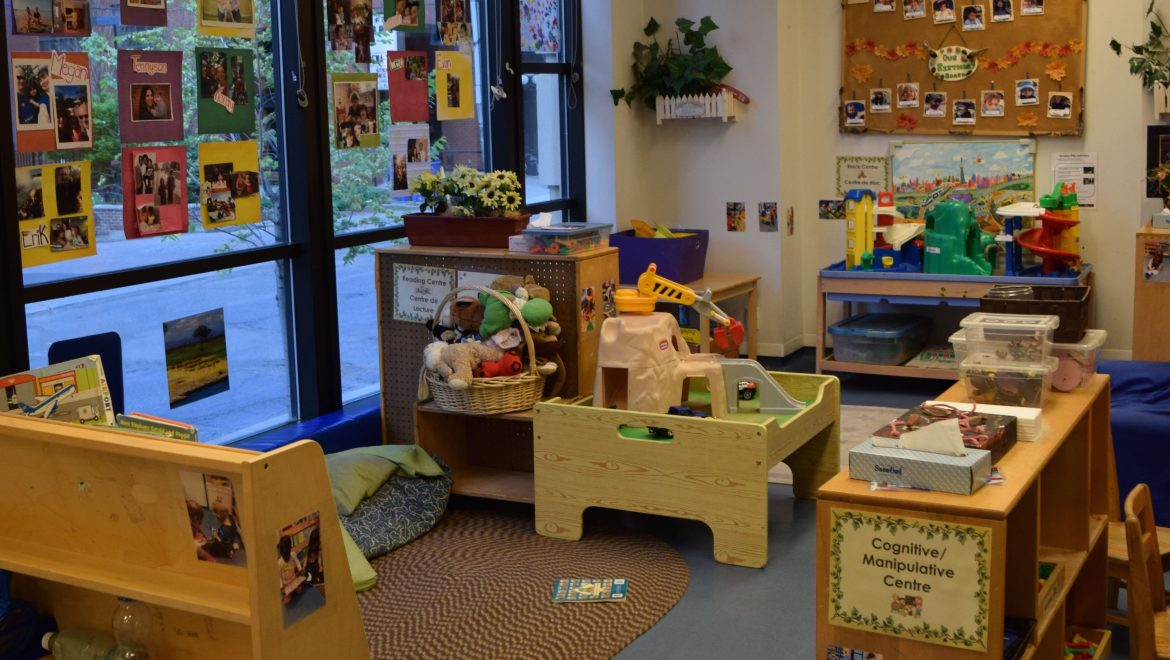 All About Junior Room