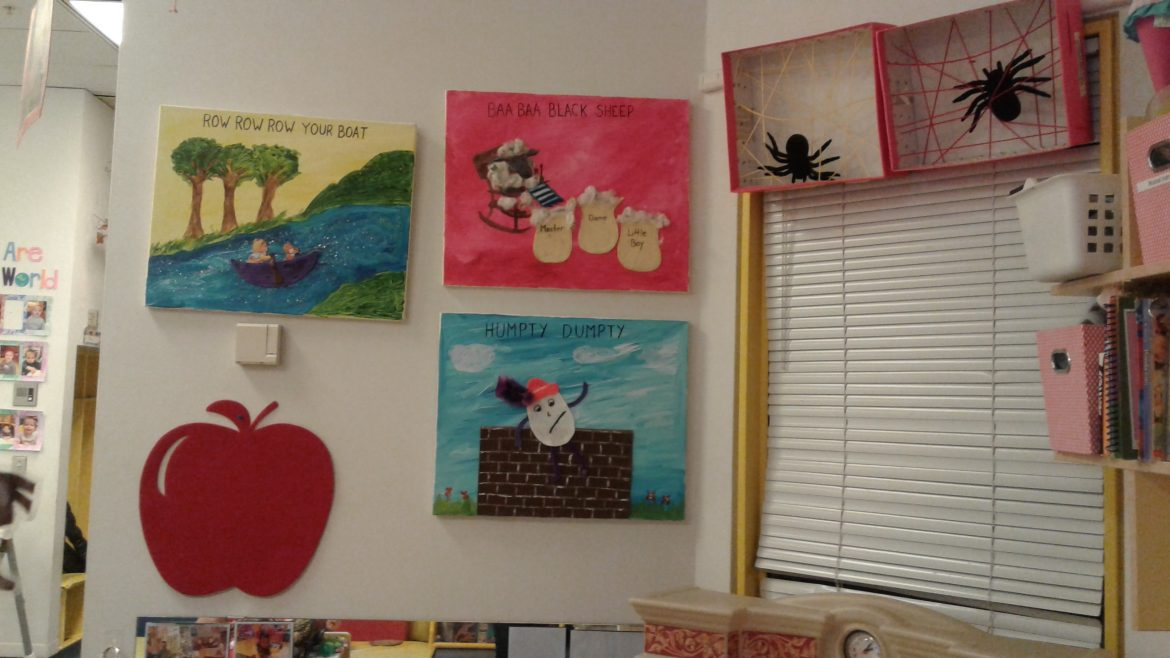 Infant Room Newsletter February 2018
