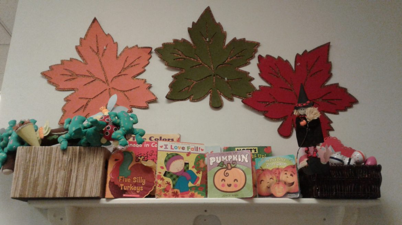 Toddler Room Newsletter October 2018