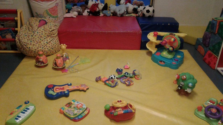 Infant Room Newsletter February 2019