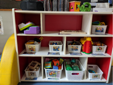 Infant Room Newsletter May 2019
