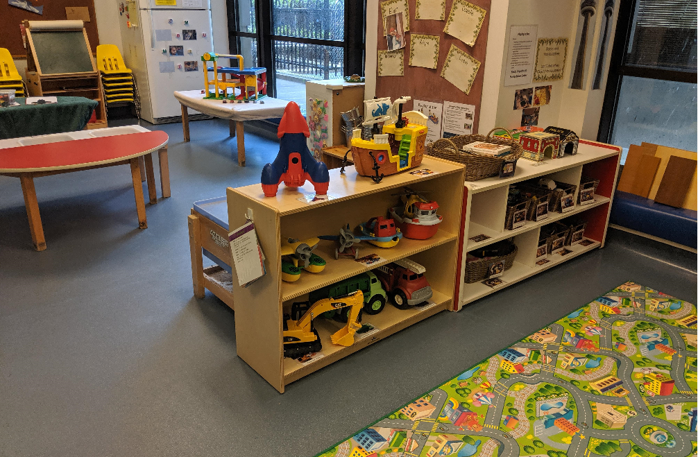 Toddler Room Newsletter April 2020