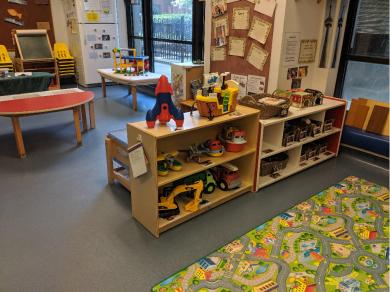 Toddler Room Newsletter September 2019