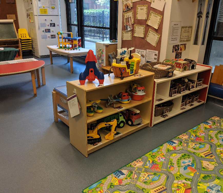 Toddler Room Newsletter September 2019