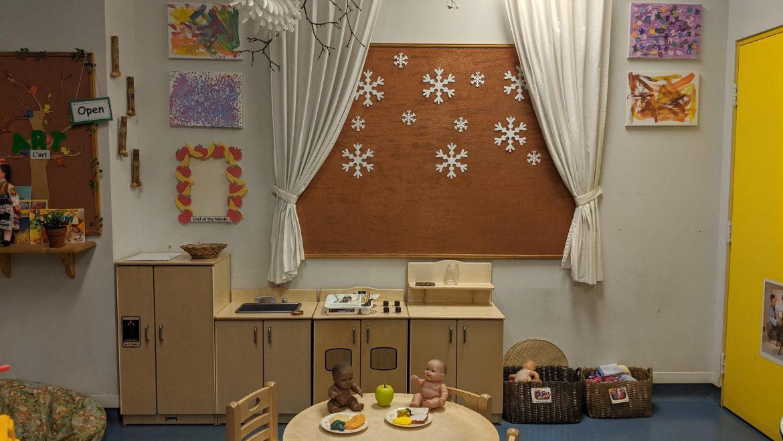 Toddler Room Newsletter December 2019