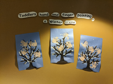 Toddler Room Newsletter February 2020