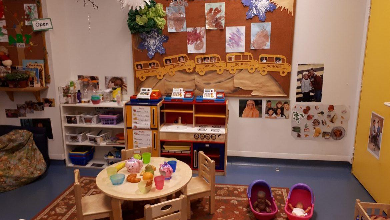 Toddler Room Newsletter February 2018